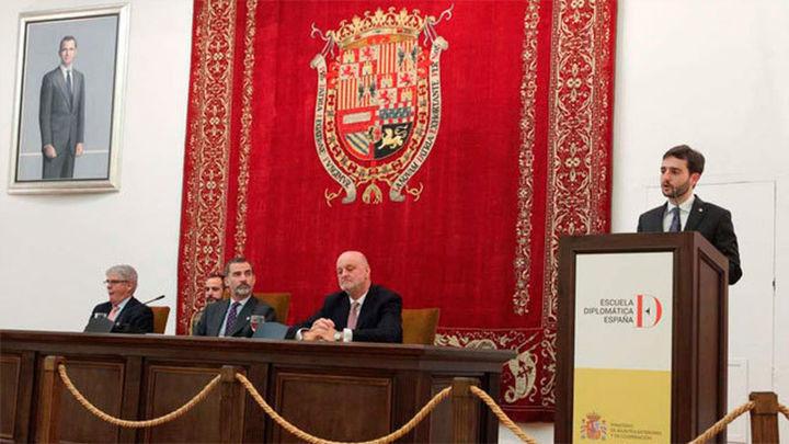 El Rey pide a los diplomáticos lealtad a España
