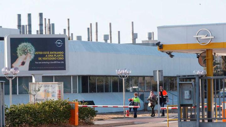Los trabajadores y Opel logran un preacuerdo en Figueruelas