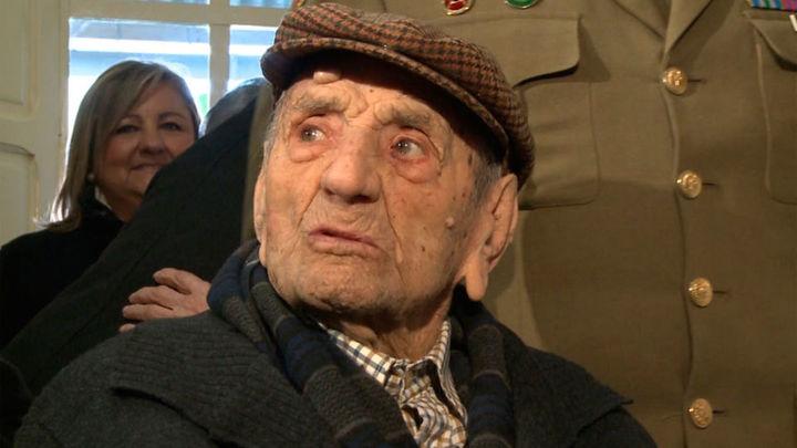 Muere a los 113 años Francisco Núñez, el más longevo del mundo