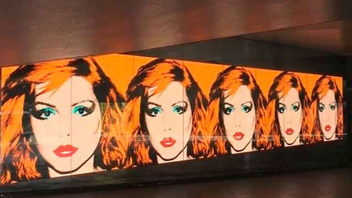 El arte mecánico de Andy Warhol toma el Caixaforum Madrid
