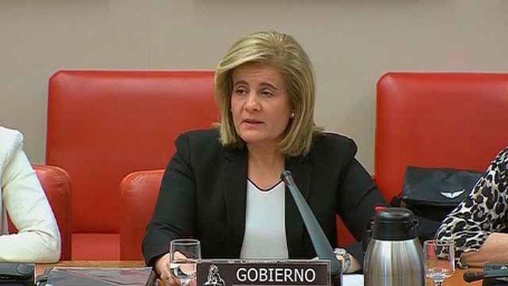 Báñez: El déficit de la Seguridad Social vuelve al camino del equilibrio en 2018