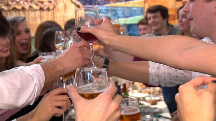 El alcohol está detrás del 10% de las muertes que ocurren  en España