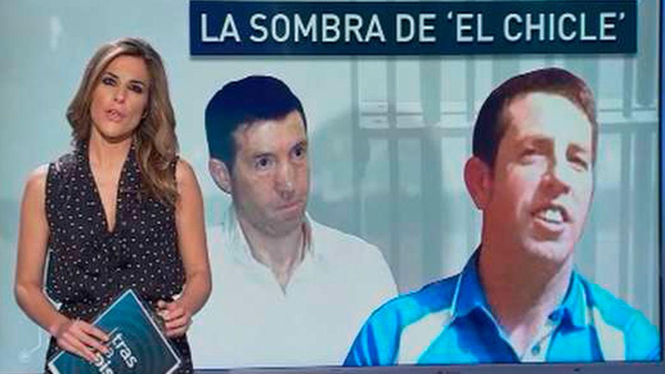 El preso sombra de 'El Chicle'