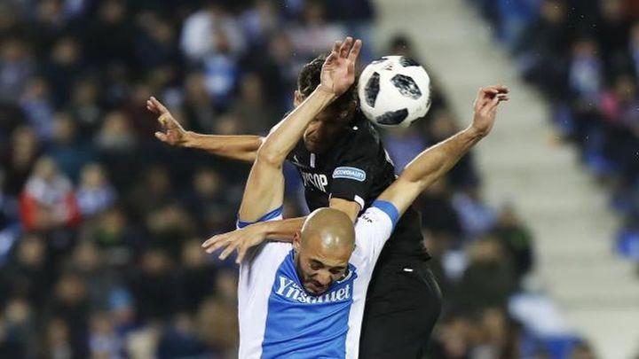 1-1. Leganés y Sevilla dejan abierta para la vuelta su semifinal