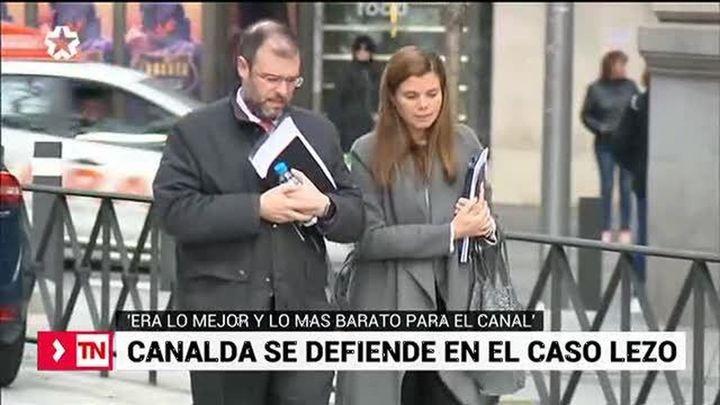 """Canalda: """"No hubo irregularidades en la compra de Inassa por el Canal"""""""