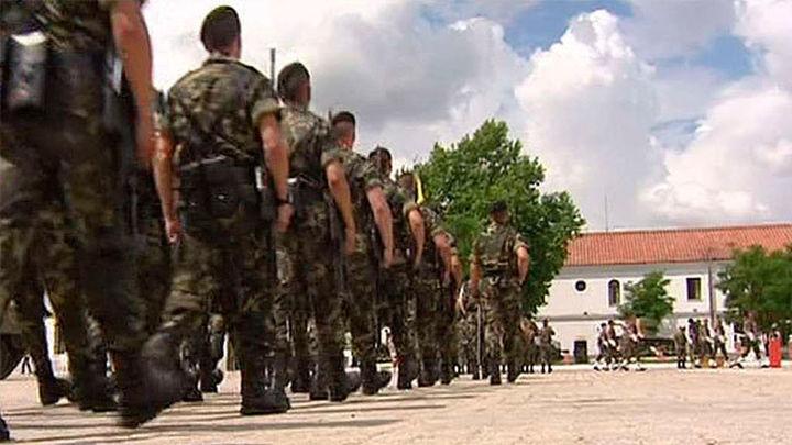 Una soldado denuncia una agresión sexual por compañeros en la base de Bobadilla de Antequera