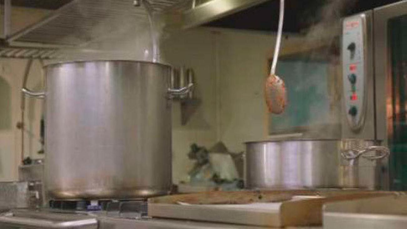 """Impresionados con la cocina de """"El Corral de los Vacos"""""""