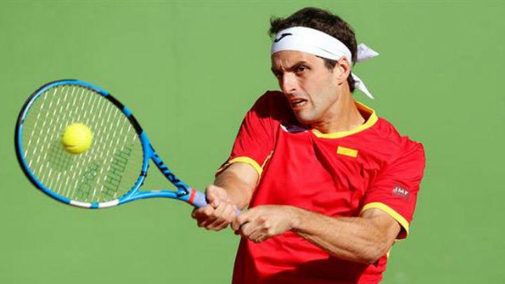 Copa Davis: España se deja sorprender por Gran Bretaña (1-1)
