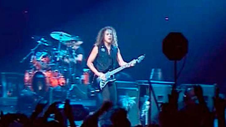 Autobuses gratis en Madrid para ir al concierto de Metallica