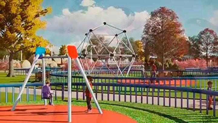 La Comunidad de Madrid destina 9,9 millones para empezar las obras del nuevo parque de Chamberí