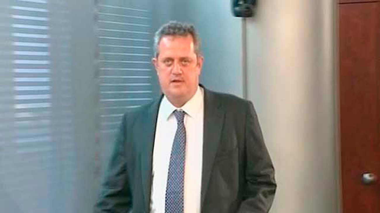 El juez Llarena mantiene en prisión a Joaquim Forn por riesgo de reiteración delictiva