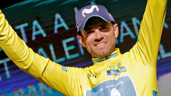 Valverde vuelve a lo grande y gana su tercera Volta