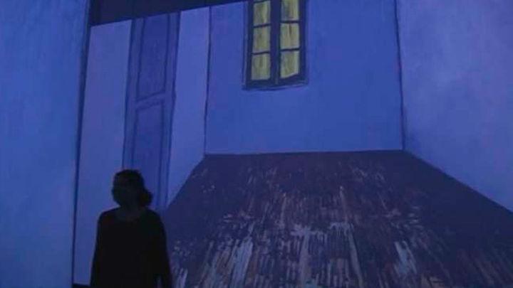 'Van Gogh Alive' llega a Sevilla  hasta el 15 de abril en su primera visita a España