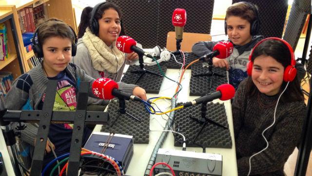 La radio del cole ciudad pegaso de madrid - Ciudad pegaso madrid ...