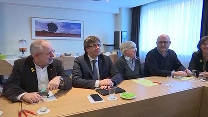 JxCat apuesta por Puigdemont como única opción a la investidura