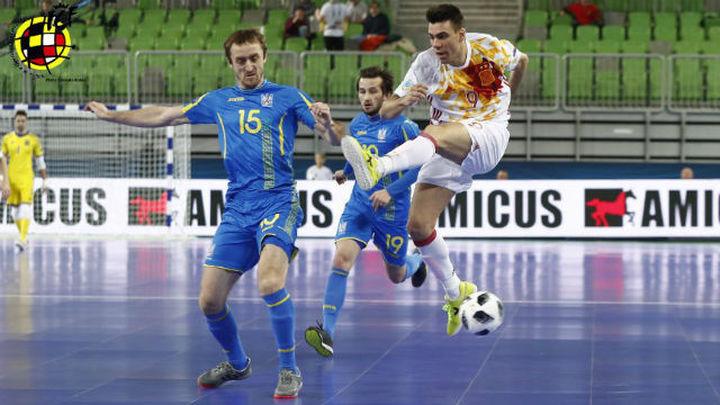 1-0. España sufre, pero se mete en semifinales
