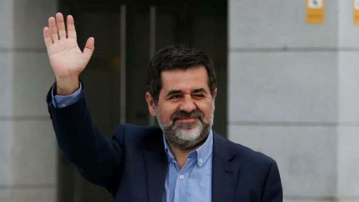 La figura de Jordi Sánchez toma fuerza para su investidura como president