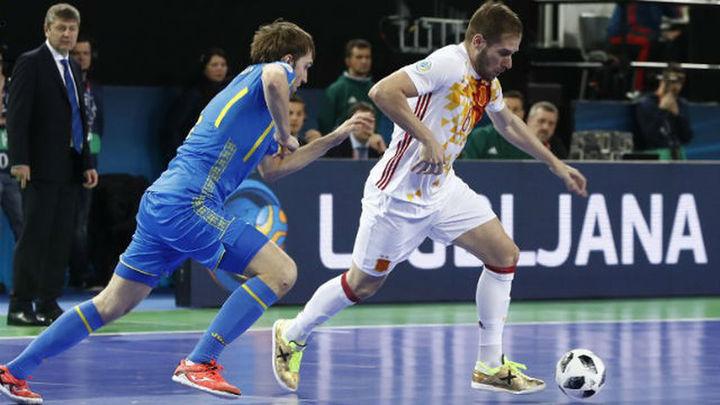 España, contra Higuita y Kazajistán por la final