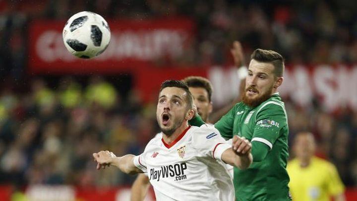 2-0. Acaba el sueño del Leganés