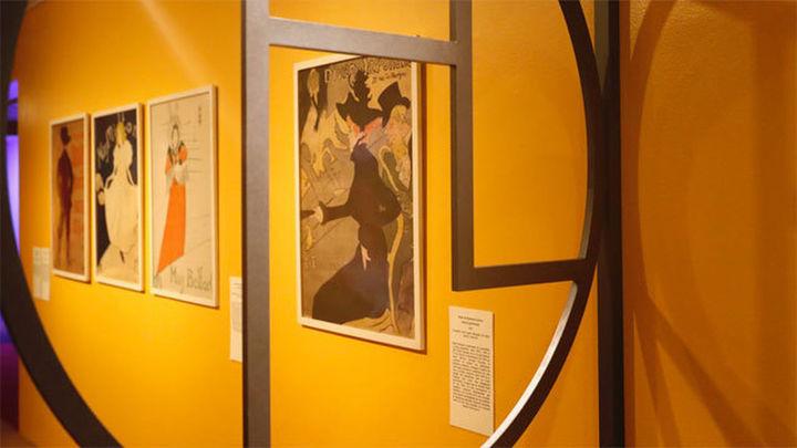 Toulouse-Lautrec al completo por primera vez en España