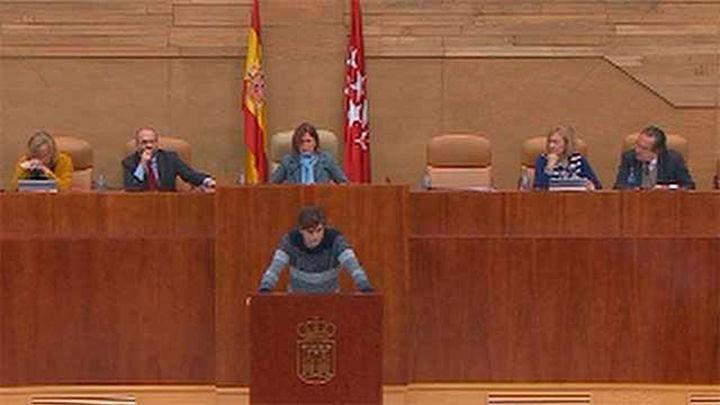 Nuevo enfrentamiento en la Asamblea entre Paloma Adrados y Miguel Ongil
