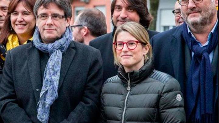 Elsa Artadi sería la candidata de consenso para presidir la Generalitat