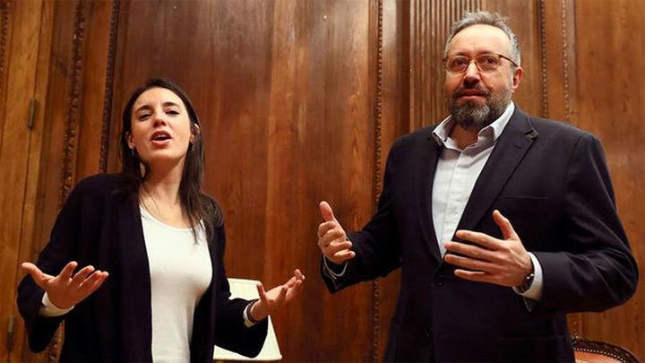 Podemos y Ciudadanos colaboran sin líneas rojas para reformar la ley electoral