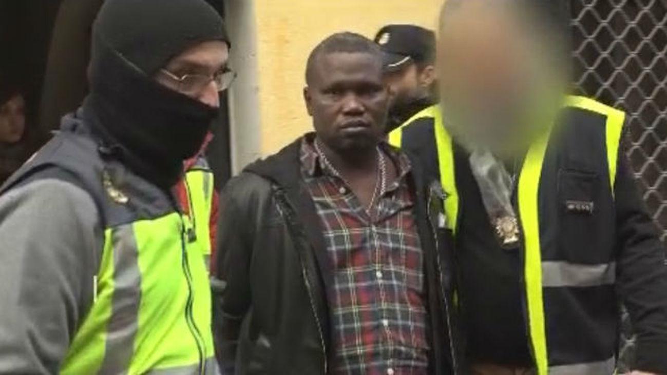 Cuatro detenidos tras desmantelar un 'narcopiso' en Puente de Vallecas