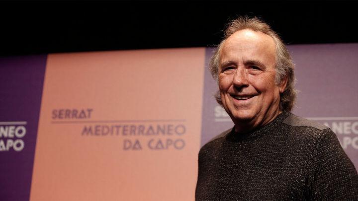 Serrat regresa en septiembre con la gira para revivir su 'Mediterráneo'