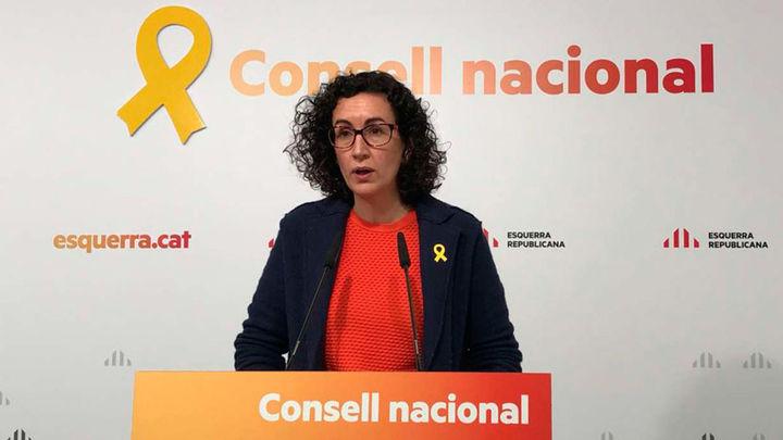 Marta Rovira y Marta Pascal comparecen en el Supremo por su participación en el 'Procés'