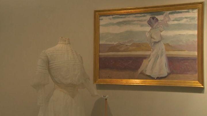 La exposición Sorolla y la moda llega al Thyssen