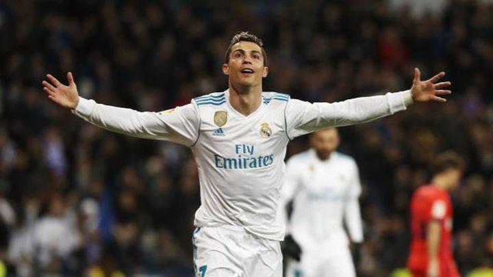 5-2. Cristiano destroza a la Real Sociedad