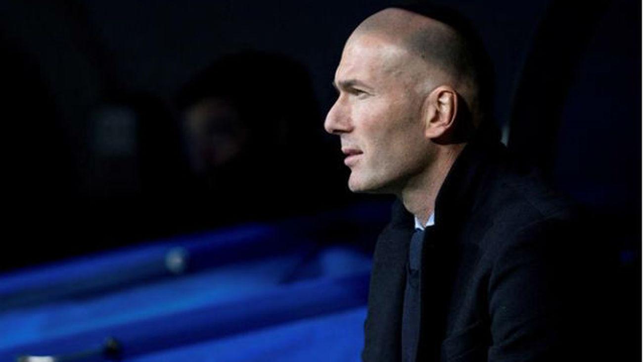 """Zidane: """"El partido con el PSG es una motivación extra para nosotros"""""""