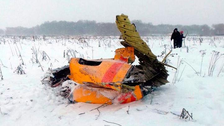 El AN-148 estrellado en Moscú había superado su revisión completa hace un mes