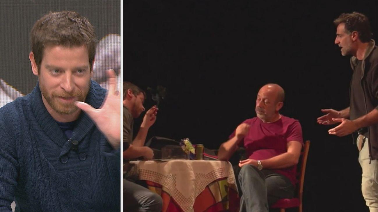'El Plan' de Ignasi Vidal llega al teatro Marquina