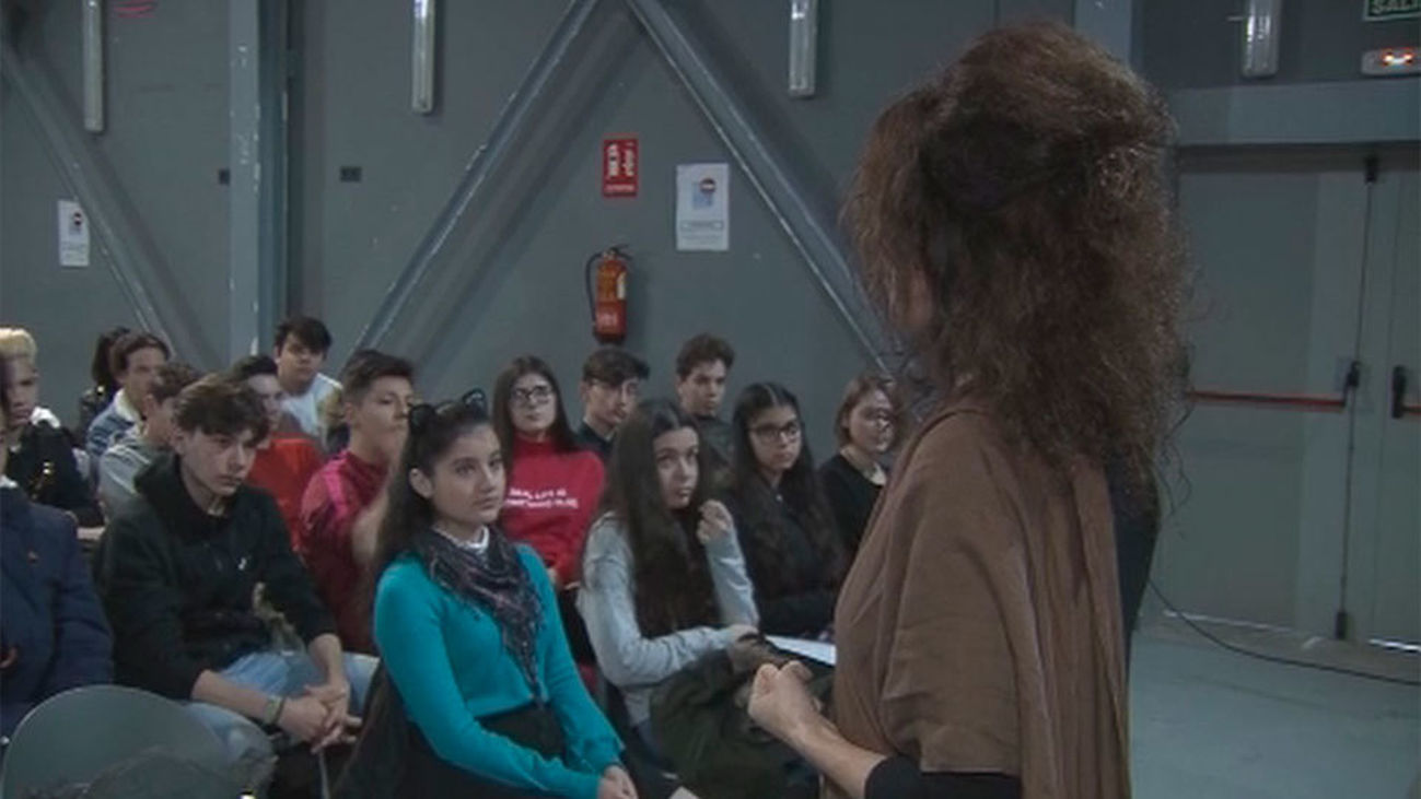 """""""Teatro que Cura"""" en Parla para prevenir posibles casos de violencia de género en adolescentes"""