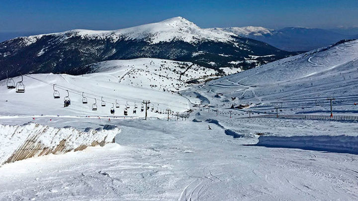 Valdesquí y Navacerrada abren con la mejor nieve de la temporada