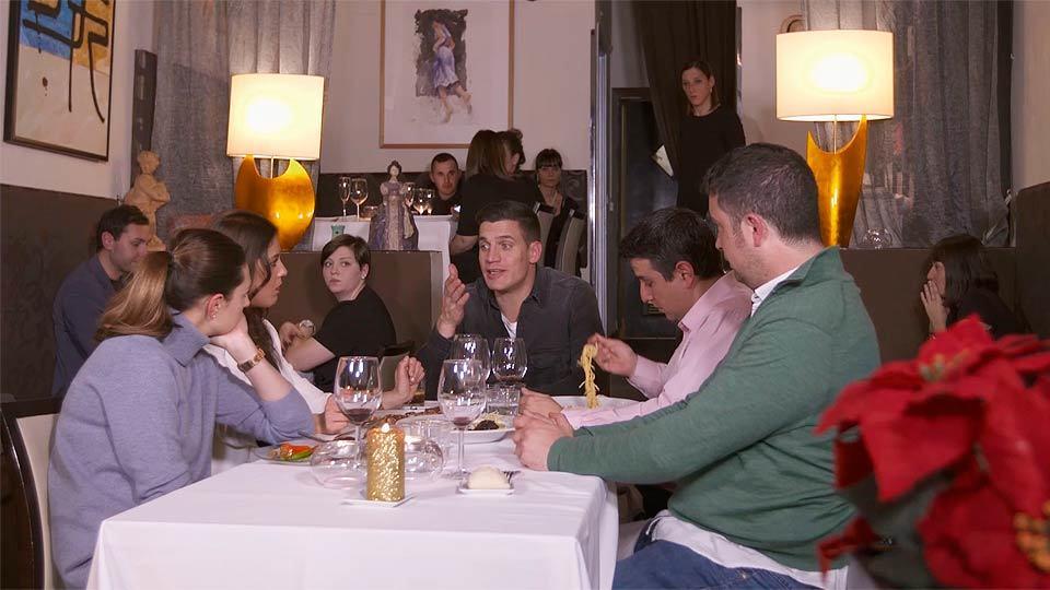 La cuenta por favor: El restaurante más romántico