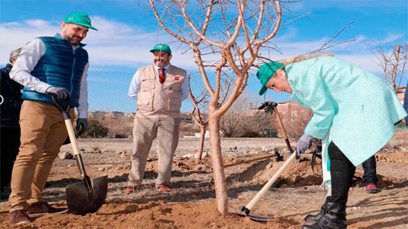 """Cifuentes expresa su """"firme e inalterable"""" compromiso con el medio ambiente"""