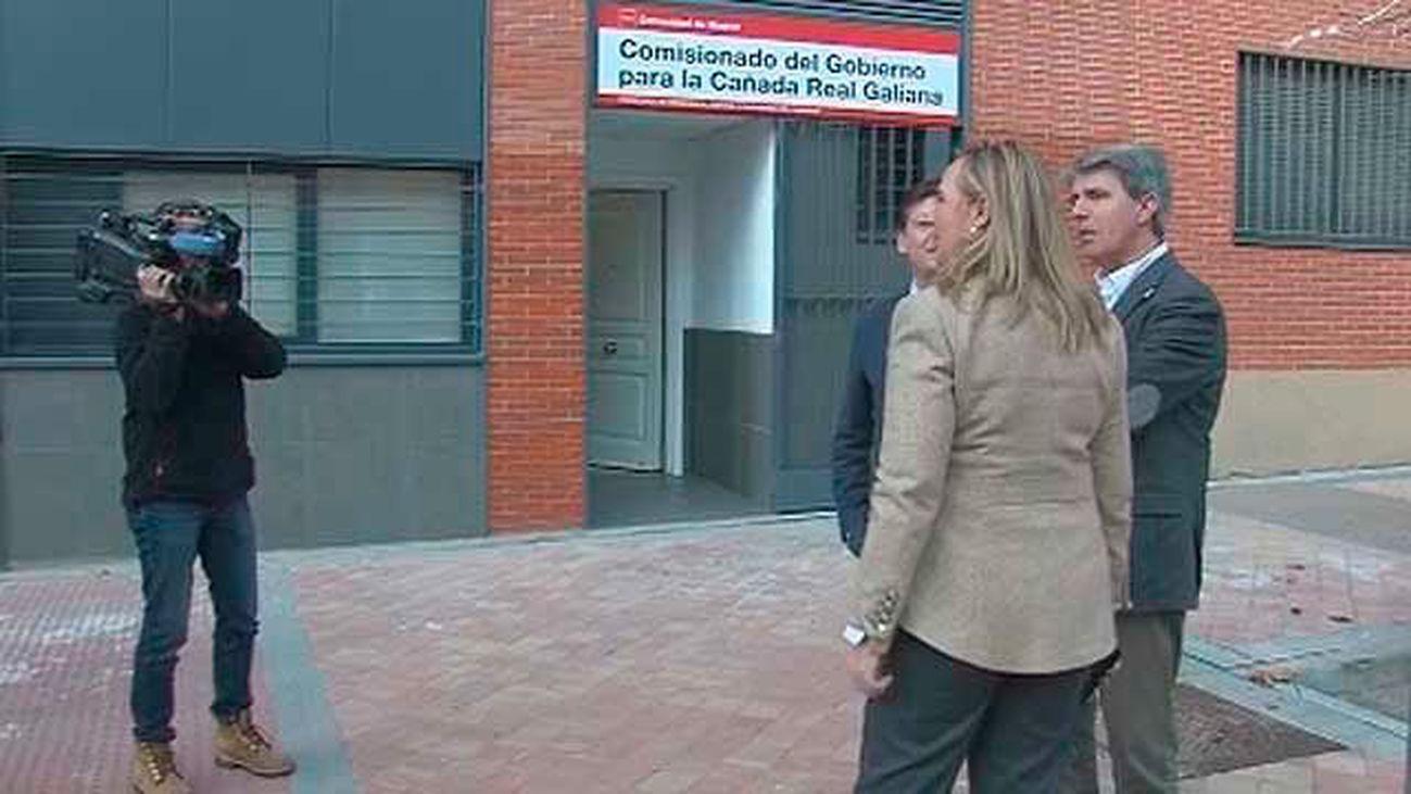 En mes y medio podría firmarse el convenio para el realojo del sector 6 de la Cañada Real
