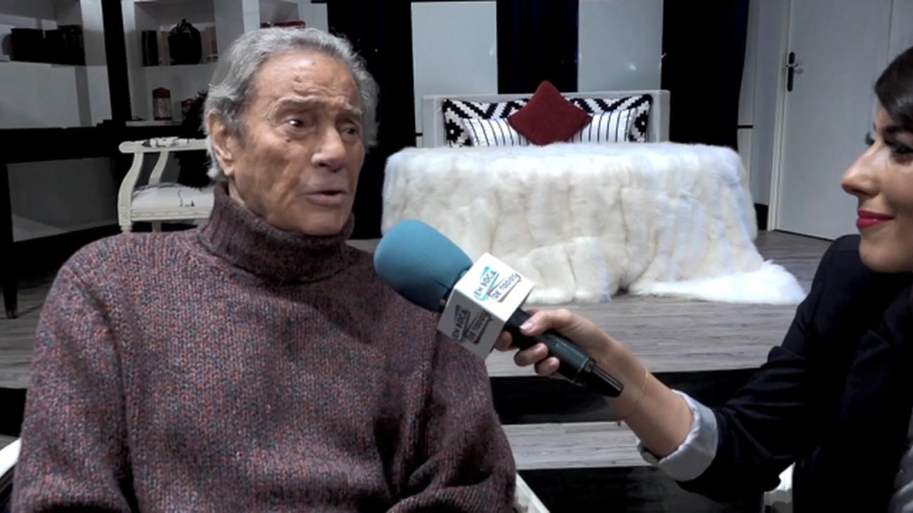 """Arturo Fernández: """"todo lo que soy se lo debo al público"""""""