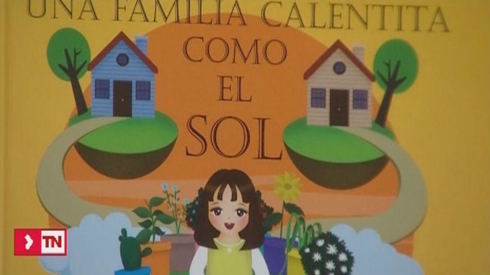 Un cuento infantil editado por el ayuntamiento aborda el divorcio homoparental