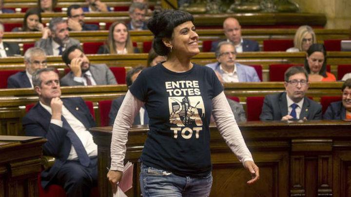 Anna Gabriel se encuentra en Suiza preparando su defensa y la CUP no aclara si irá al Supremo