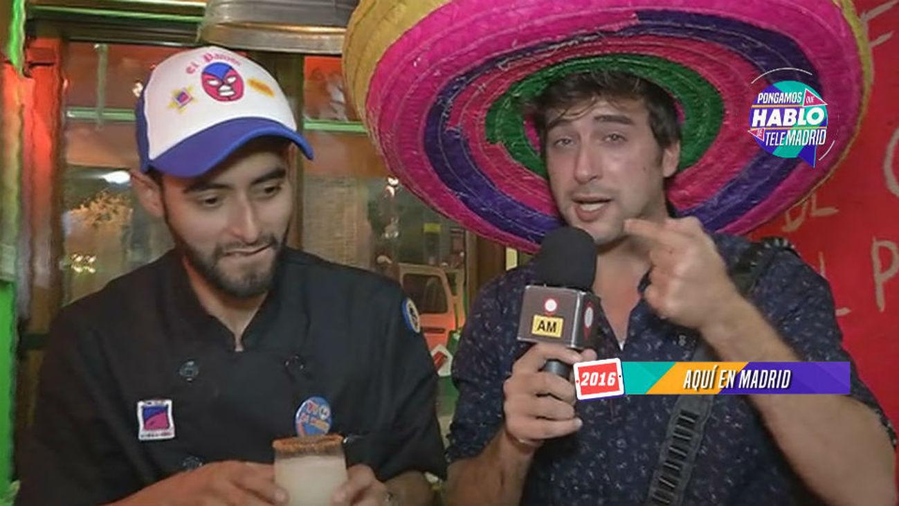 Jorge Limia supera la prueba de los picantes