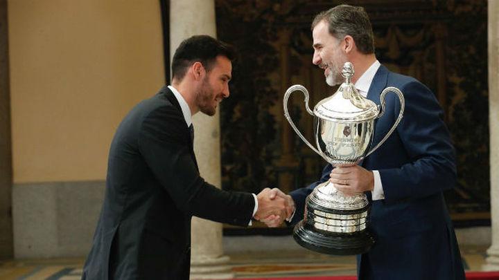 Los Reyes entregan los Premios Nacionales del Deporte a Craviotto, Chourraut y Valentín