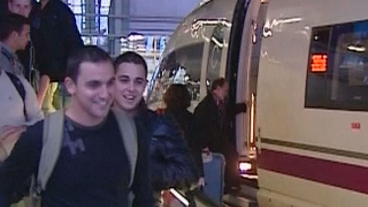 El AVE Madrid-Barcelona cumple 10 años con más de 11.000 pasajeros al día