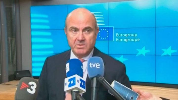 Luis de Guindos elegido nuevo vicepresidente del BCE por el Eurogrupo