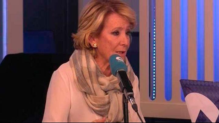 Aguirre no se querellará contra Granados por sus acusaciones en Púnica