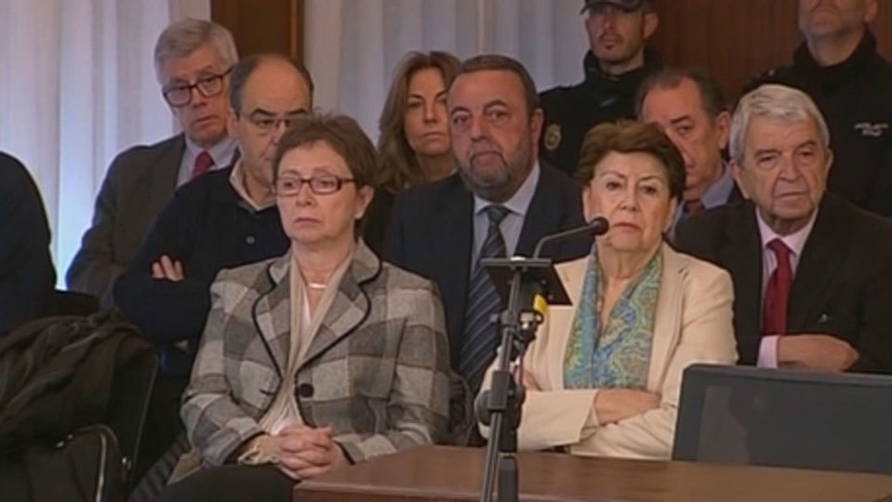 El juicio de los ERE se suspende por enfermedad del exconsejero Vallejo