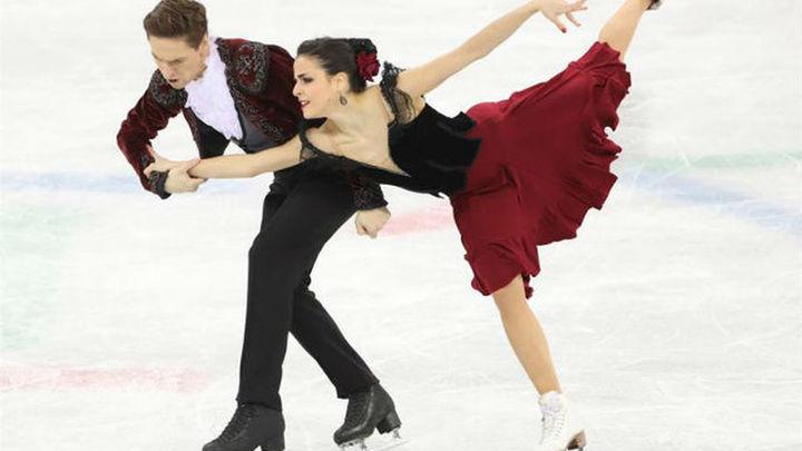Sara Hurtado y Kirill Khaliavin finalizan en una brillante 12ª posición